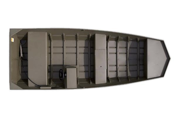 Crestliner 1648M CR Jon Manufacturer Provided Image
