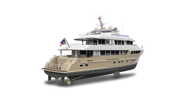 Outer Reef Yachts 115' Explorer