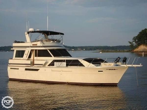 Chris-Craft 50 Constellation 1985 Chris-Craft 50 for sale in Annapolis, MD
