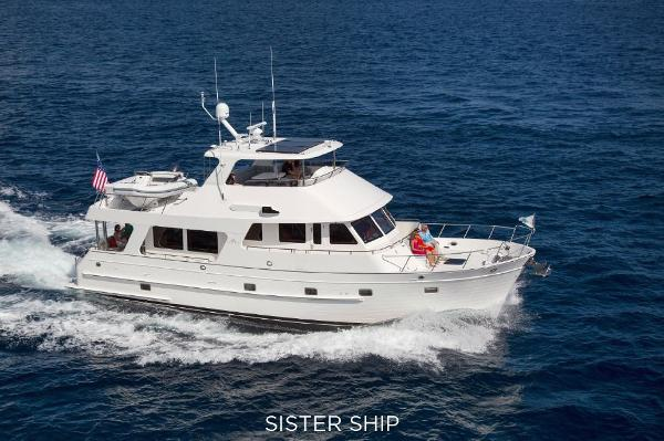 Outer Reef Yachts 580 MY