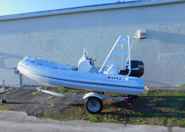 Apex Inflatable A-13 Tender