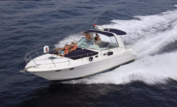 Sea Ray 400 Sundancer sea ray sundancer 400 seven yachts