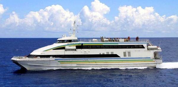 Custom Fast Ferry
