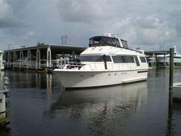 Viking Yachts 63 Extended Aft Deck