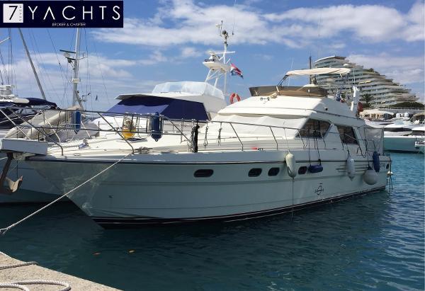 Princess 55 PRINCESS 55 seven yachts
