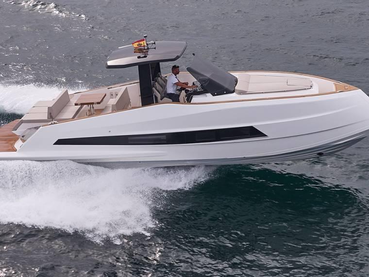 Astondoa Astondoa 377 Coupe