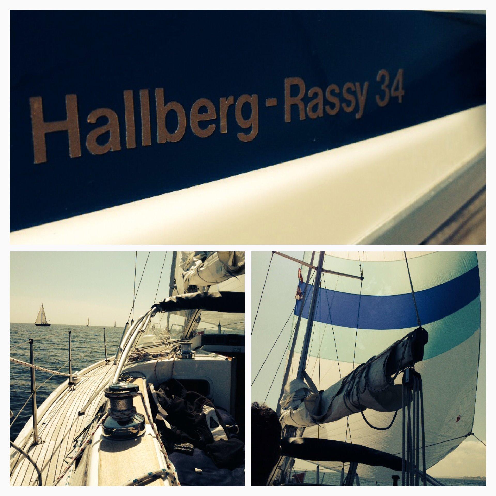 Hallberg-Rassy 34