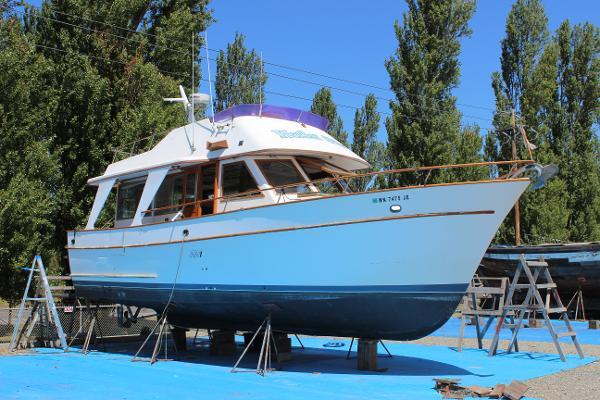 Sea Ranger 39