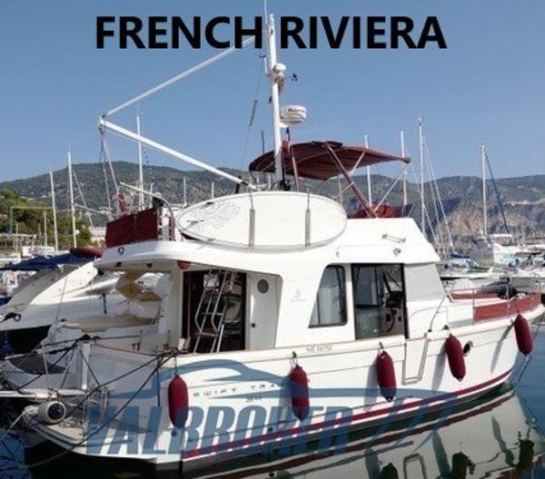 Beneteau Swift Trawler 34 Benetau Swift Travel 34 Valbroker (34) SCRITTA