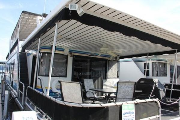 Sumerset Houseboats 16' x 80' Widebody
