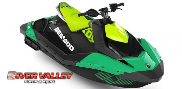 Sea-Doo SPARK 2 UP 900 HO TRIXX