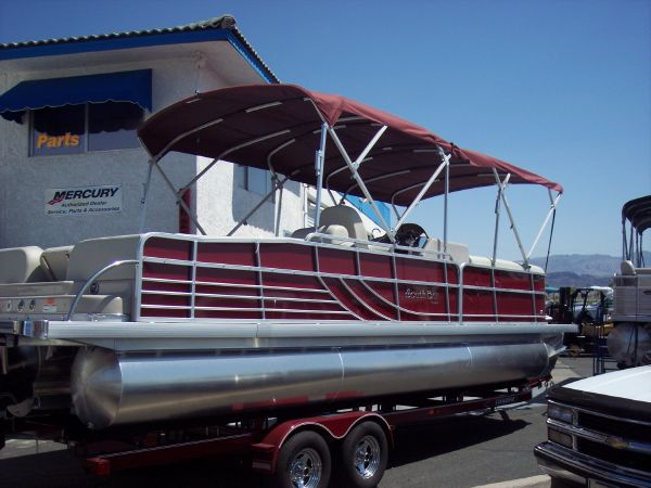 South Bay Pontoons 728SL