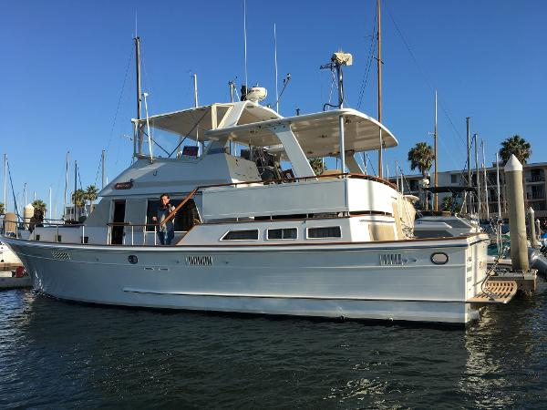 Offshore 48 Yachtfisher Boats For Sale