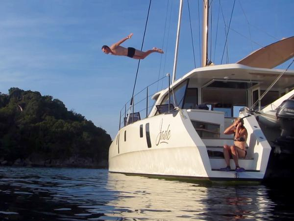 Gunboat GUNBOAT 60 The best world cruising platform