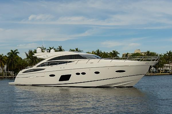 Princess V72 Express Dreams
