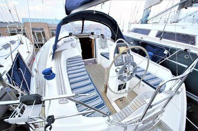 Gib'Sea 33 Gibsea 33 cockpit