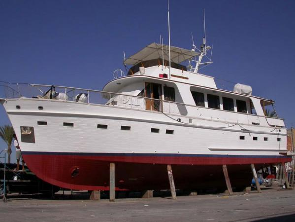 Kong & Halvorsen Island Gypsy 57 Island Gypsy 57 - profile