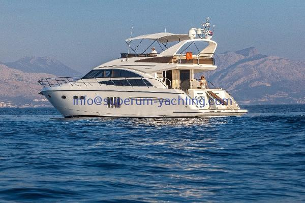 Princess 62 Flybridge Princess 62 Flybridge