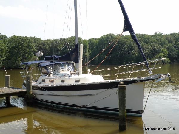 Hake / Seaward Eagle 32