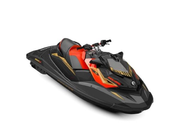 Sea-Doo RXP®-X® 300 Black and Lava Red