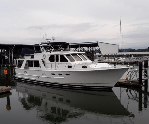Custom J Simpson Aluminum Pilothouse
