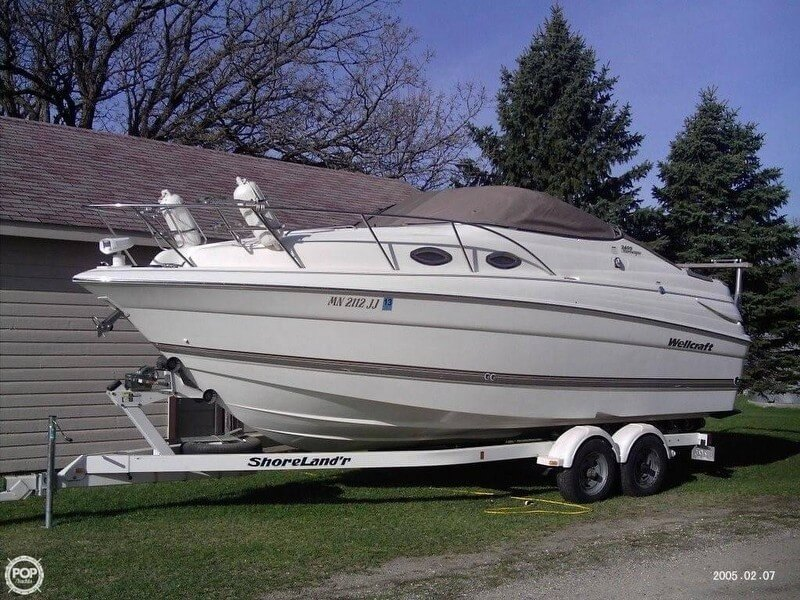 Wellcraft 2400 Martinique 2002 Wellcraft 2400 Martinique for sale in Ashby, MN