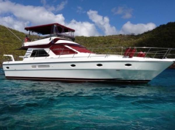 Vitech 49' Motor Yacht
