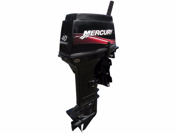 Mercury TwoStroke 40 LW