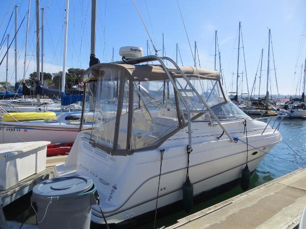 Maxum 2400 SE Actual Boat