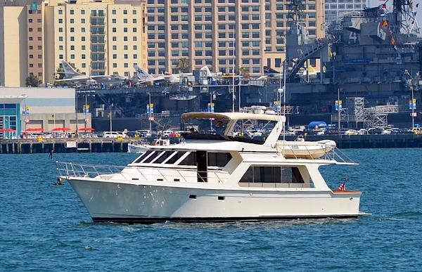 Offshore 52 Pilothouse Motor Yacht