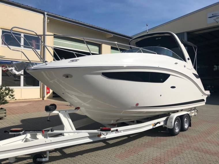 Sea Ray Sea Ray 265 DAE Sundancer Motorboot