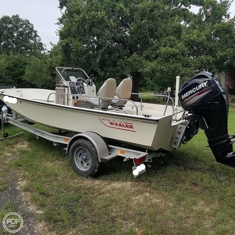 Boston Whaler 17 Montauk 1984 Boston Whaler Montauk 17 for sale in College Station, TX