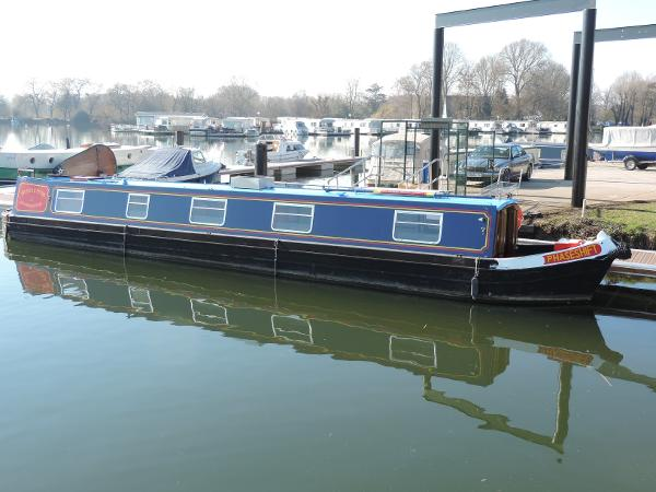 Narrowboat C.T.FOX