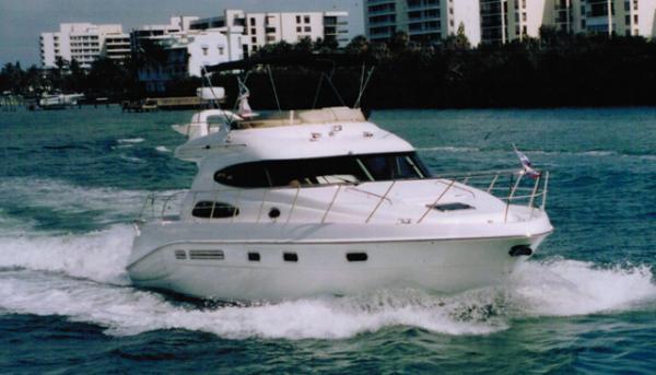 Sealine T-47 Motor Yacht Protocol