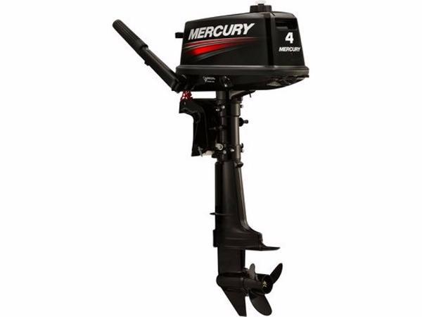 Mercury TwoStroke 4 hp