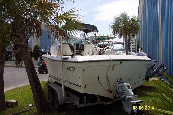 Sailfish 236 WA