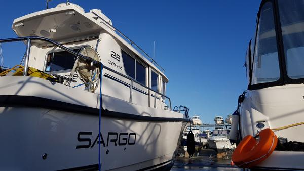 Minor Offshore 28 Minor Offshore/Sargo 28 for sale