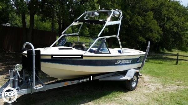 Correct Craft Ski Nautique 1986 Correct Craft Ski Nautique 2001 for sale in Mckinney, TX