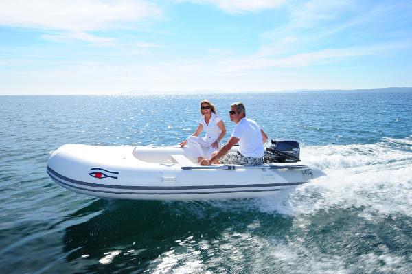 Ribeye Tender TS370 Boat Only NEW