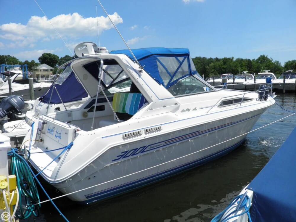 Sea Ray 300 Sundancer 1992 Sea Ray 300 Sundancer for sale in Brick, NJ