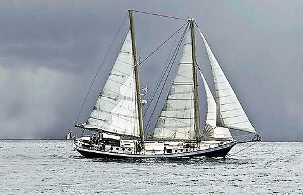 Colvin Ocean Cruising Schooner 1991 Colvin Ocean Cruising Schooner 'Valhalla'