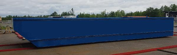 Commercial Sectional Barge
