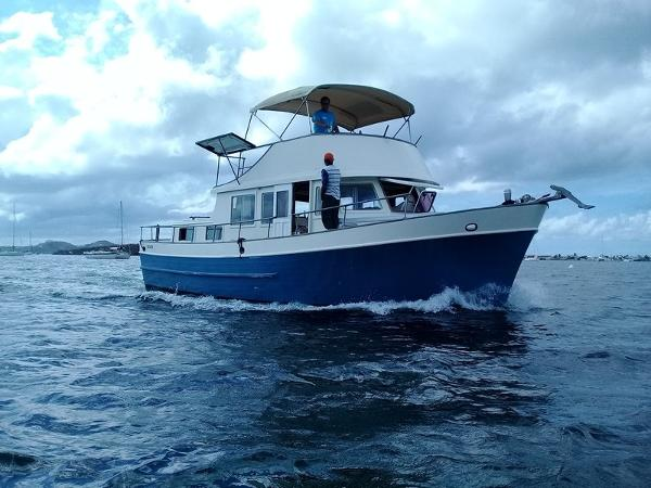 Marine Trading Trawler