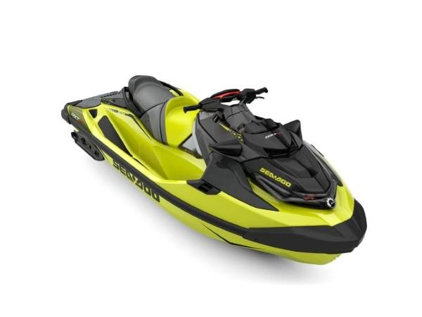 Sea-Doo RXT®-X® 300 Neon Yellow and Lava Grey