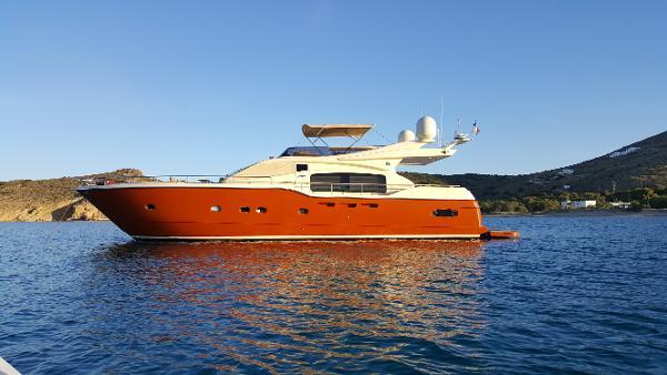 Ferretti Yachts Altura 690 Profile TESA