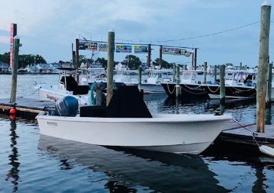 Jones Brothers 23 Cape Fisherman Lite Tackle