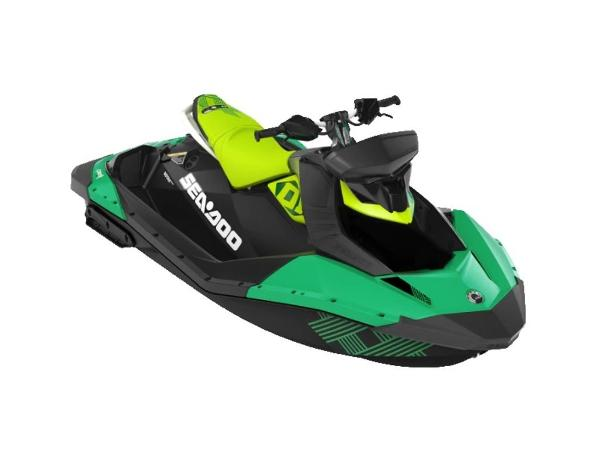 Sea-Doo Spark® Trixx™ 2-up Rotax® 900 H.O. ACE™ IBR & Sound System