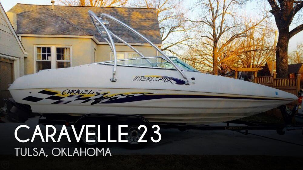 Caravelle Boats 23 2002 Caravelle 23 for sale in Tulsa, OK