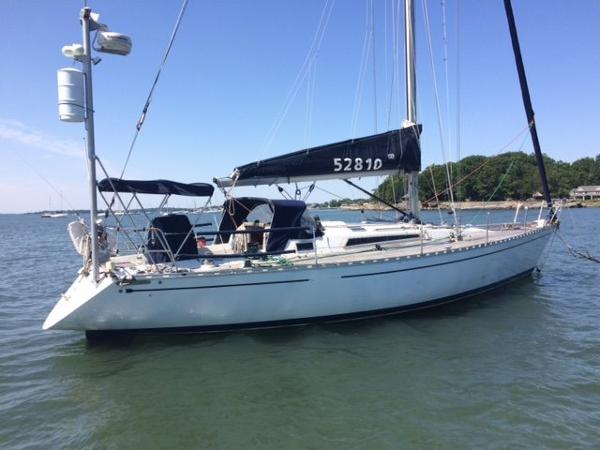 Beneteau First 42 Cutter Rig