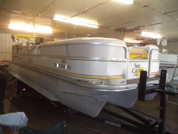 G3 Boats LX3 25 DC